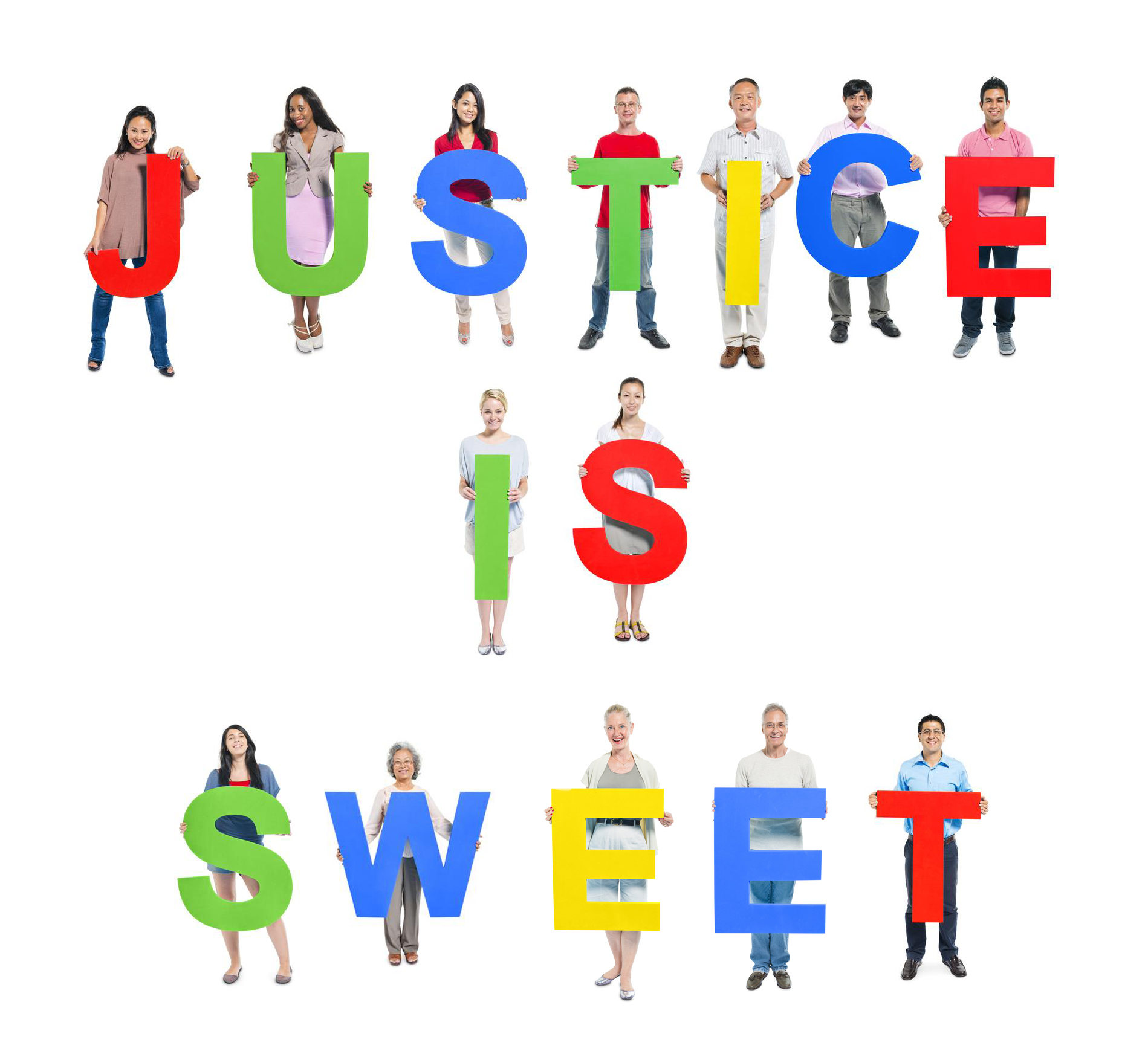 Justice is Sweet