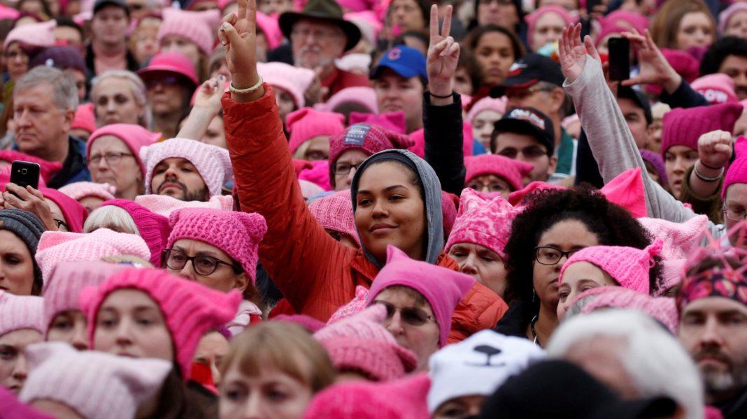 Women's March 2018 Me Too