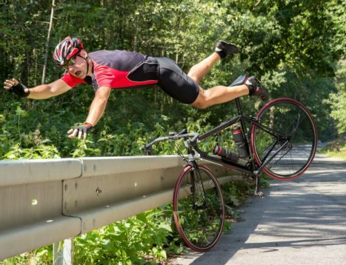 Everything You Ever Wanted to Know About Bicycle Accidents