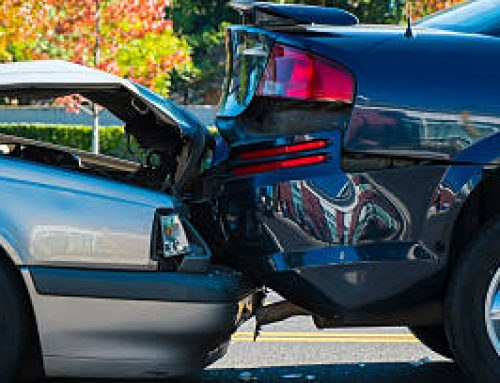 HERE'S WHAT YOU SHOULD DO AFTER A CAR ACCIDENT