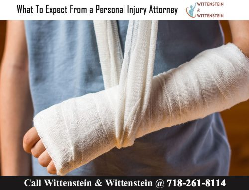 What To Expect From a Personal Injury Attorney