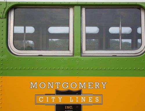 Martin Luther King and The Montgomery Bus Boycott