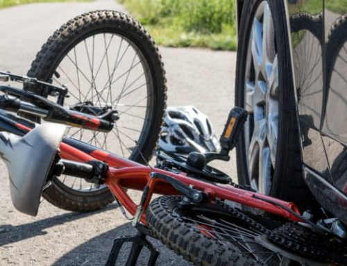 WHAT SHOULD I DO IF I'M INJURED IN A BICYCLE ACCIDENT DURING THE COVID 19 PANDEMIC?